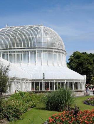 Botanic Gardens, ireland , belfast