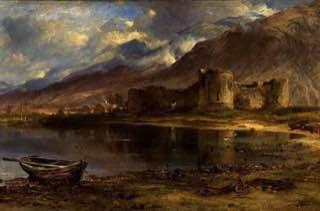 Inverlochy Castle, scotland , bennevis