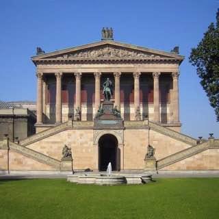 Alte Nationalgalerie, germany , berlin