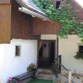 Finžgar House, slovenia , bledisland