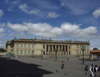 Capitolio Nacional, colombia , bogota