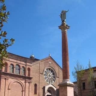 Basilica of San Domenico, italy , bologna