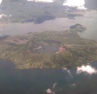Taal Volcano, philippines , boracay