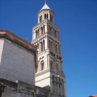 Cathedral of Saint Domnius, croatia , brac