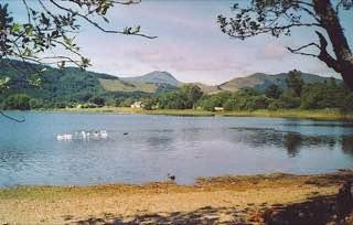 Loch Ard, scotland , brochofmousa