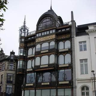 Musical Instrument Museum, belgium , brussels