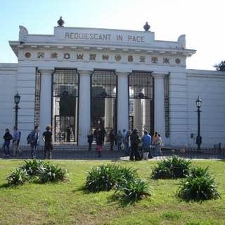 La Recoleta Cemetery, argentina , buenosaires