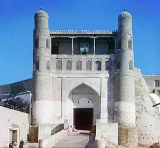 The Ark, uzbekistan , bukhara
