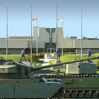 The Military Museums, canada , calgary