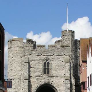 Westgate, Canterbury, uk , canterbury