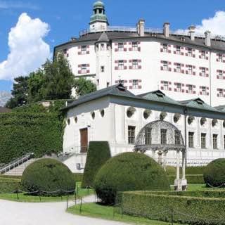 Ambras Castle, austria , centraltyrol