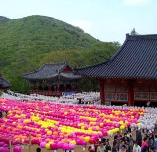 Beomeosa, southkorea , changwon