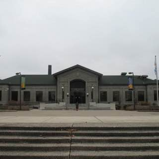 DuSable Museum of African American History, usa , chicago