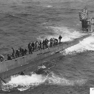 German submarine U-505, usa , chicago