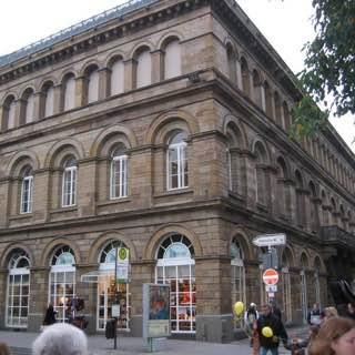 Von der Heydt Museum, germany , cologne
