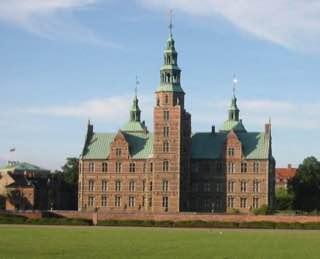 Rosenborg Castle, denmark , copenhagen