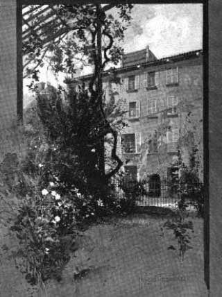Casa Buonaparte, france , corsica