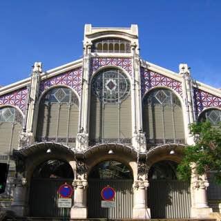 Mercado Central, spain , costaazahar