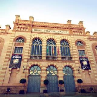 Gran Teatro Falla, spain , costadelaluz