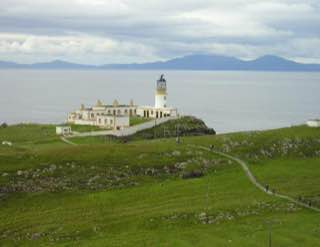 Neist Point, scotland , cuillinhills