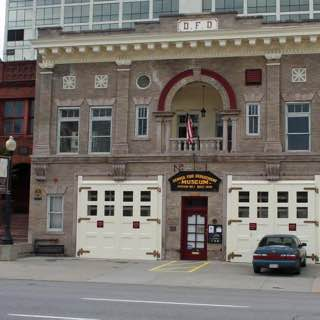 Denver Firefighters Museum, usa , denver