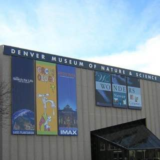 Denver Museum of Nature and Science, usa , denver