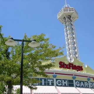 Elitch Gardens, usa , denver