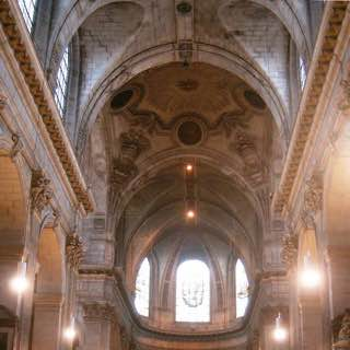 Church of Saint-Sulpice, Paris, france , disneylandparis