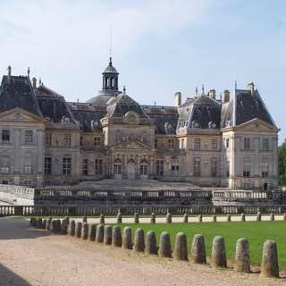 Vaux-le-Vicomte, france , disneylandparis