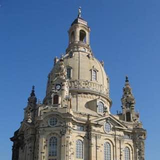 Dresden Frauenkirche, germany , dresden