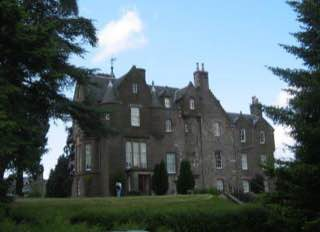 Balhousie Castle, scotland , dundee