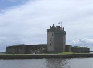 Broughty Castle, scotland , dundee
