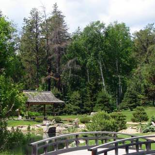 Devonian Botanical Garden, canada , edmonton