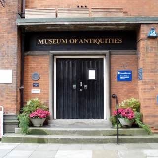 Museum of Antiquities, uk , englandnorthern