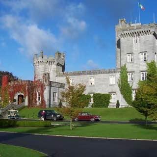 Dromoland Castle, ireland , ennis