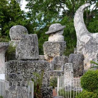 Coral Castle, usa , floridaeastcoast