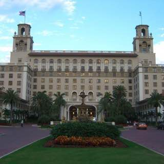 The Breakers, usa , floridasouthern