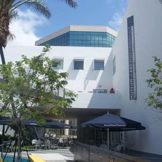 Museum of Art Fort Lauderdale, usa , floridawestcoast