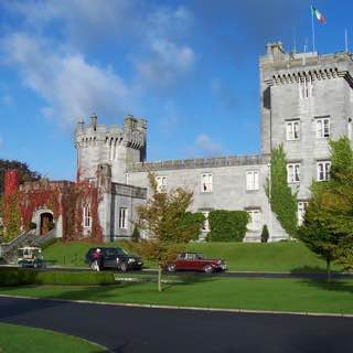 Dromoland Castle, ireland , galway