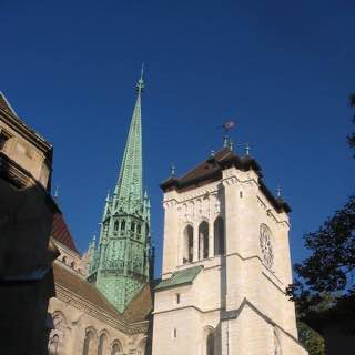 St. Pierre Cathedral, switzerland , geneva