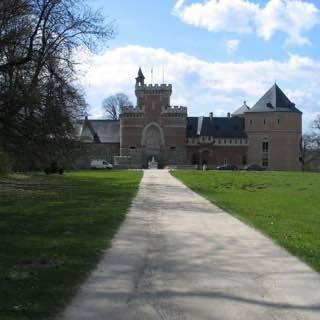 Gaasbeek Castle, belgium , ghent