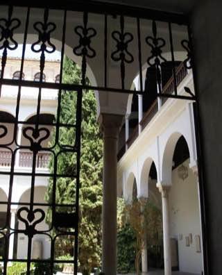 Archaeological Museum of Granada, spain , granada