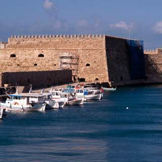 Koules Fortress, greece , greekislandsother