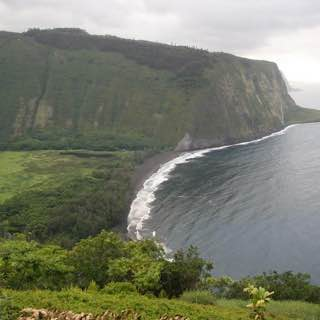 Waipio Valley, usa , hawaii