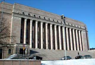 Parliament House, Helsinki, finland , helsinki