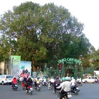 Saigon Zoo and Botanical Gardens, vietnam , hochiminh