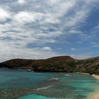 Hanauma Bay, usa , honolulu