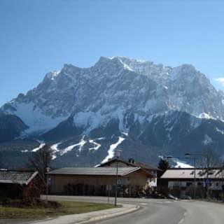 Zugspitze, austria , innsbruck