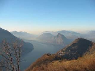 Monte Brè, italy , italianlakes