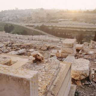Mount of Olives, israel , jerusalem